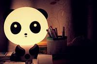 Настольный светильник-ночник Панда - 189881, фото 1
