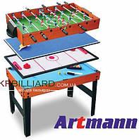 Игровой стол 4 в 1 SANTOS, фото 1