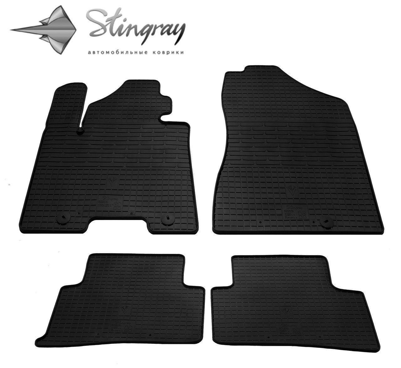 Автомобильные коврики Hyundai Tucson TL 2018- Stingray