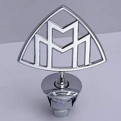 Эмблема на капот Maybach Mercedes-Benz W222 W211 W210 W202 W203 C E S Class S400 S450 S500 S600 S680