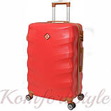Комплект чемодан и кейс Bonro Next большой бордовый (10066904), фото 3
