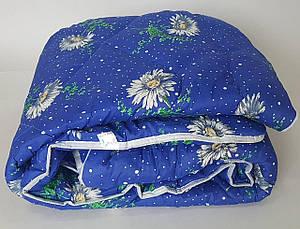 Одеяло теплое «Ромашки» двуспальный размер