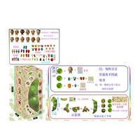 Фигурки героев Pea Pod Babies, в горохе, 12 видов, WD9425