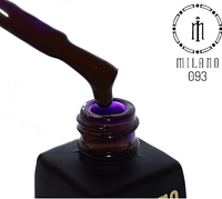 Гель лак milano №93, 8 мл, фото 1