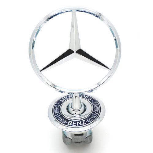 Значок знак эмблема прицел эмблема на капот Maybach Mercedes-Benz W140