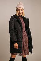 Женская тёплая  курточка, Тренд 2019 (2 цвета)