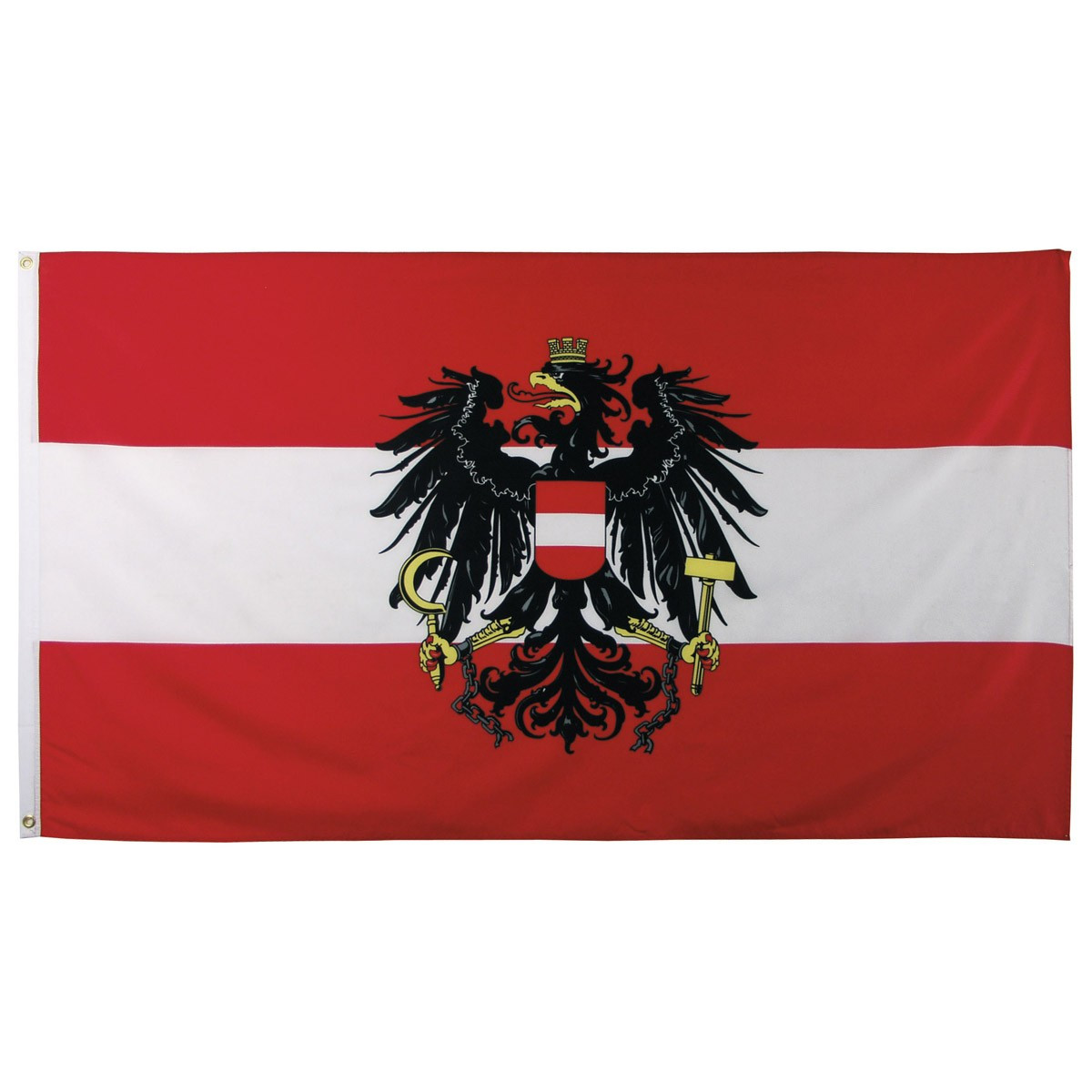 Флаг Австрии 90х150см MFH