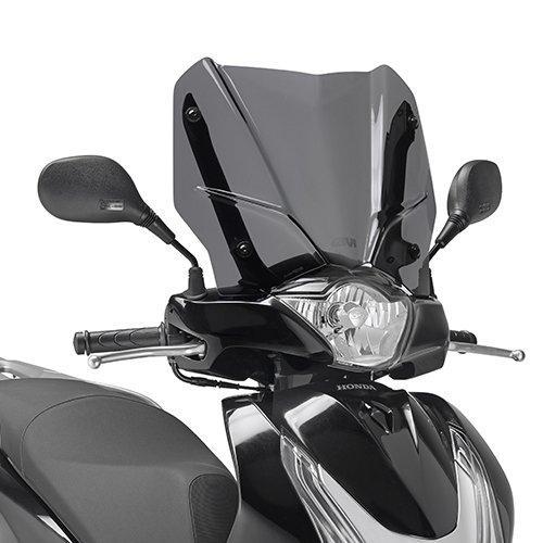 Ветровое стекло Givi D1128S для мотоцикла Honda SH 125i - 150i ABS (12-16)