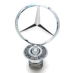 Значок знак эмблема прицел эмблема на капот Maybach Mercedes-Benz W202 W203 W204 W208 W210 W220 W124