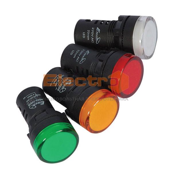 Світлосигнальні лампи АD22, AD16, SAD22 (LED), AD22-22DS