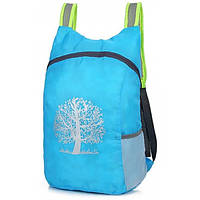 Компактный лёгкий рюкзак 15л синий, фото 1