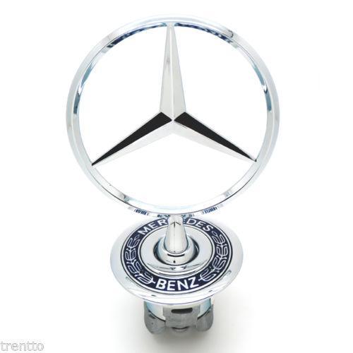 Значок знак эмблема прицел эмблема на капот Maybach Mercedes-Benz W204, W205, W207, W211, W212, W221, W222