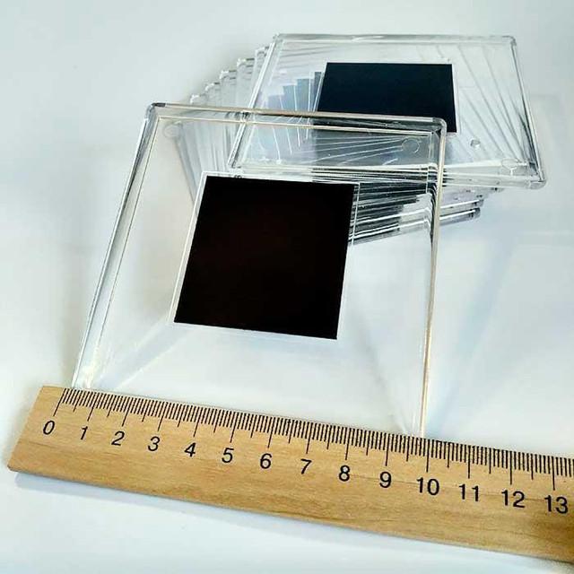 Акриловый магнит 100х100 мм