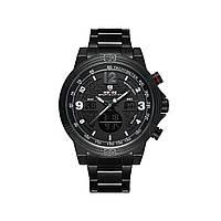 Часы Weide All Black WH6908B-1C SS WH6908B-1C, КОД: 116306