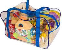 Сумка в роддом, для игрушек Organize K005 синий  R176268, фото 1