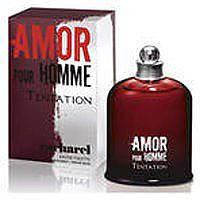Amor Pour Homme Tentation Cacharel  Амор Тентейшн Кашарель  125мл