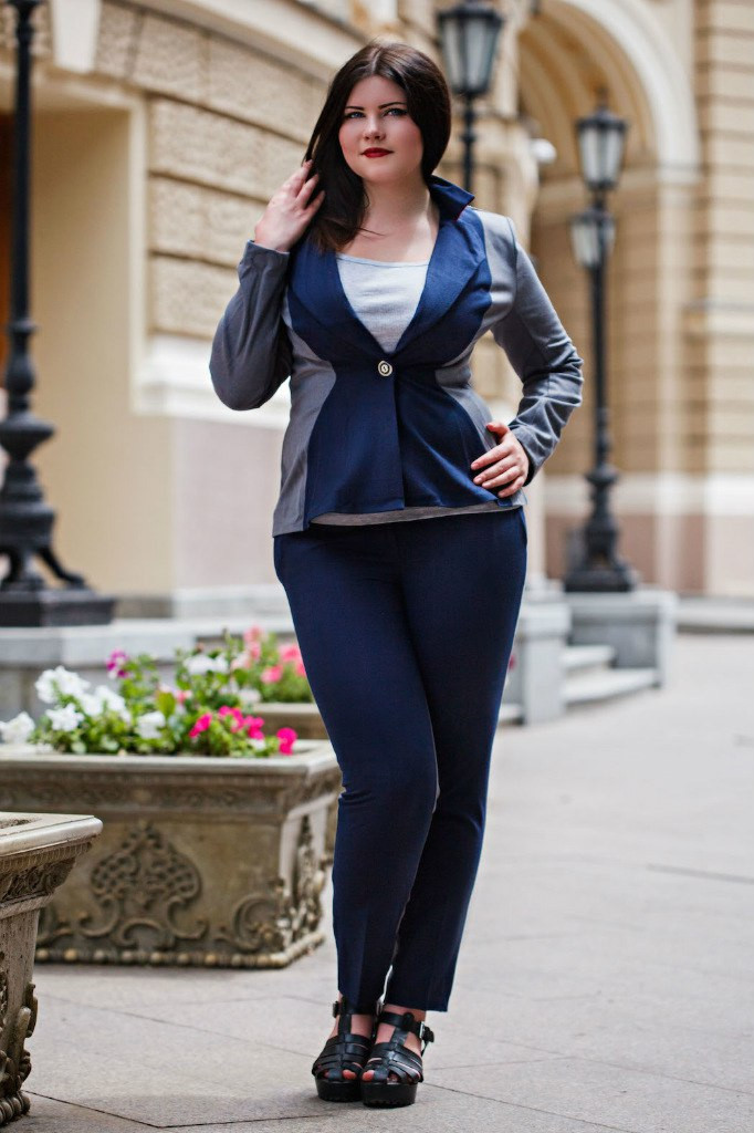 Д621 Пиджак женский размеры 50-56