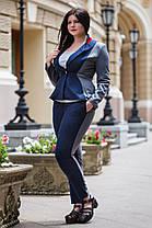 Д621 Пиджак женский размеры 50-56, фото 2