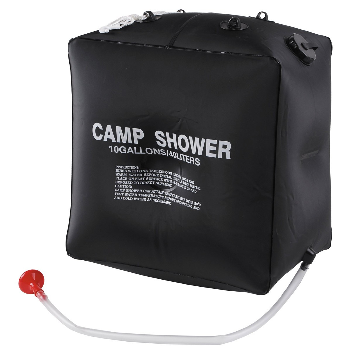 Душ походный (душ солнечный) 40л MFH