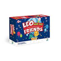 Гра на складання сюжету Лео та його друзі, 300210