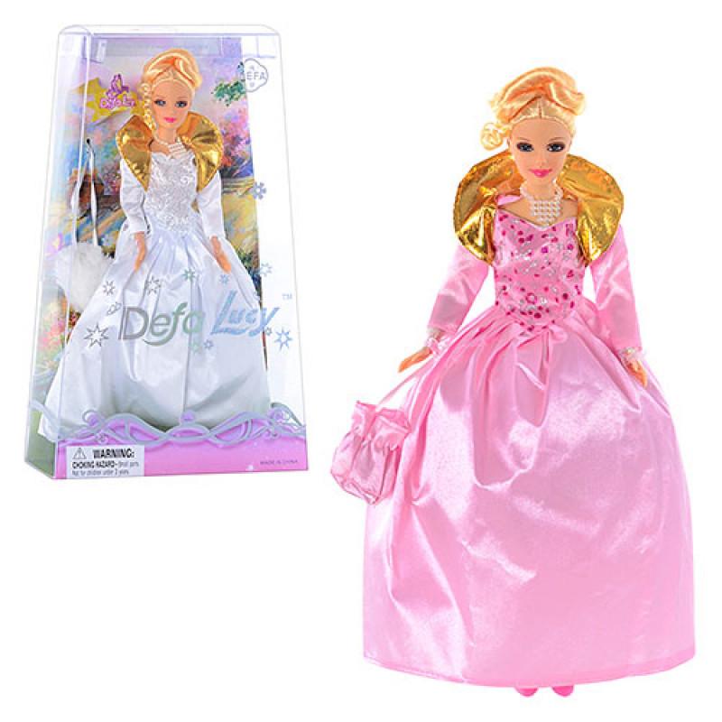 Кукла красивая Defa