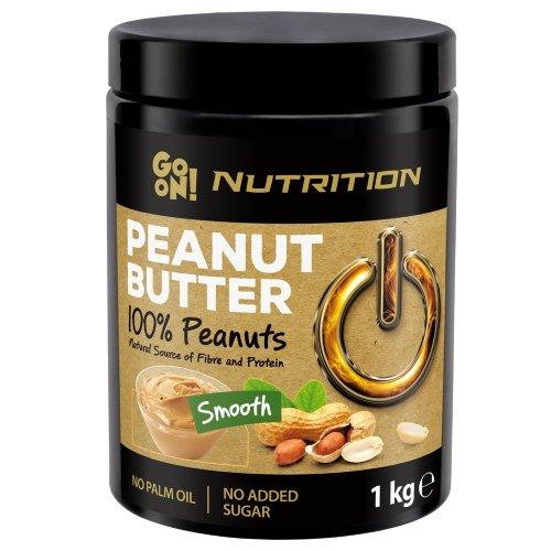 Go On! Nutrition Peanut butter smooth 100% 1 кг
