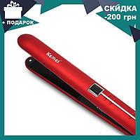Утюжок для волос Kemei JB-KM-2205 | выравниватель | выпрямитель | утюжок для выпрямления, фото 1