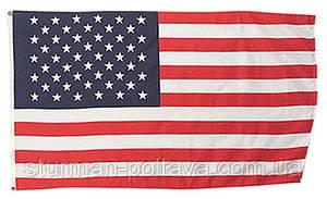 Прапор Соединненых штатів Америки розмір 60х90 см