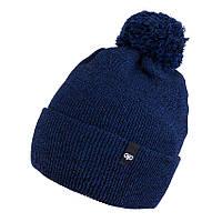 Зимняя шапка для мальчика с бубоном TuTu арт. 3-004370 (50-54, 54-58), фото 1