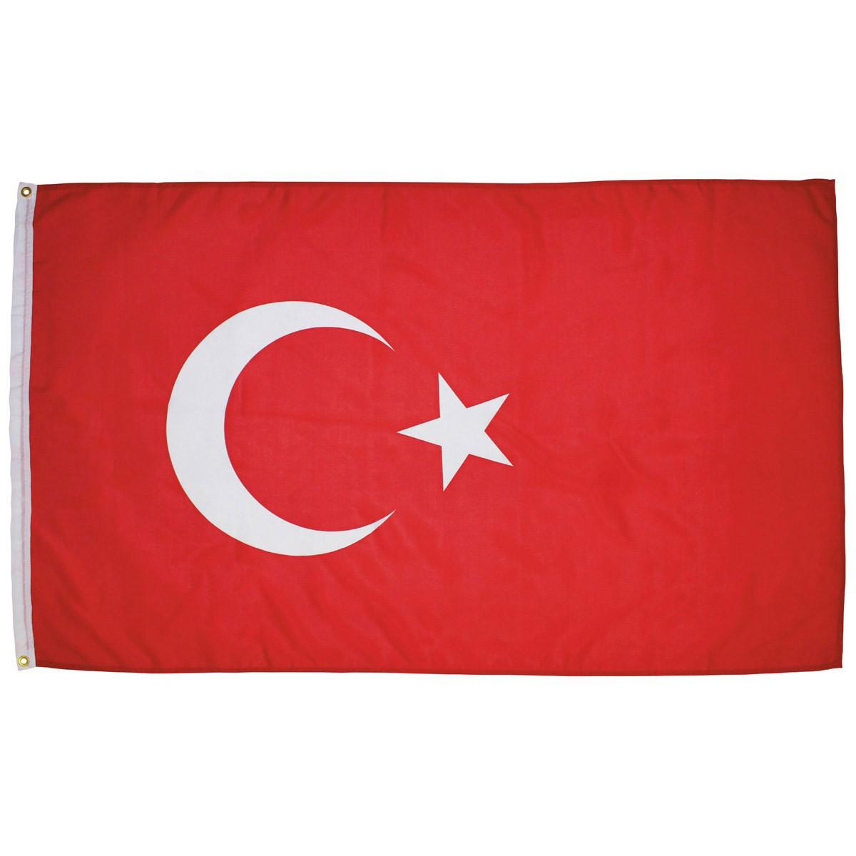 Флаг Турции 90х150см MFH
