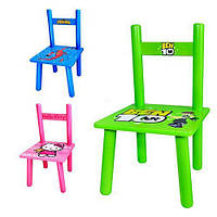 Детский стульчик M 0490