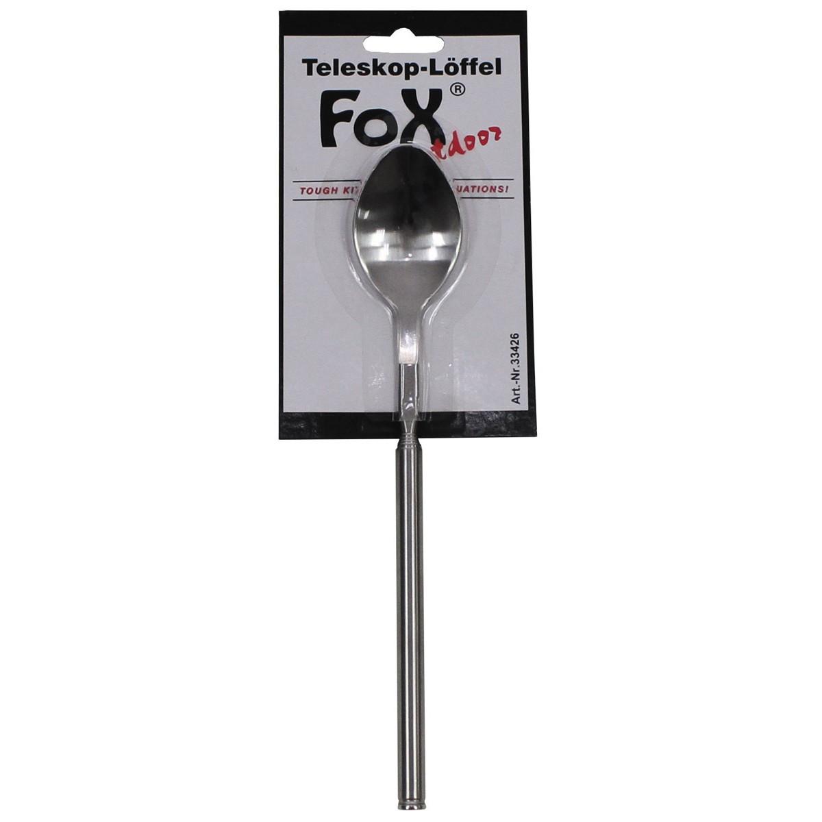 Ложка телескопическая Fox Outdoor