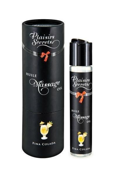 Массажное масло Plaisirs Secrets Pina Colada 59 мл
