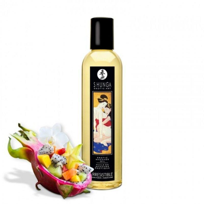 Массажное масло Shunga Irresistible - Asian Fusion 250 мл