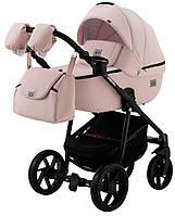 Дитяча коляска 2в1 Adamex Hybryd Plus BR229 Рожевий