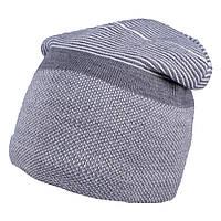 Демисезонная шапка и снуд для мальчика  TuTu арт. 3-004666( 52-56), фото 1