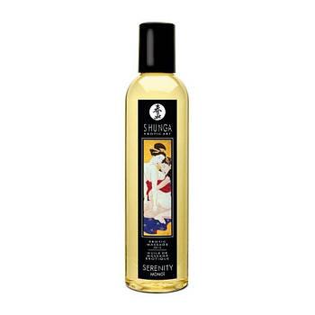 Массажное масло Shunga Serenity - Monoi 250 мл