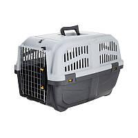 Переноска для кішок і собак №3 IATA SKUDO, 60х40х39 см, MPS