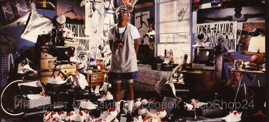 История бренда Air Jordan