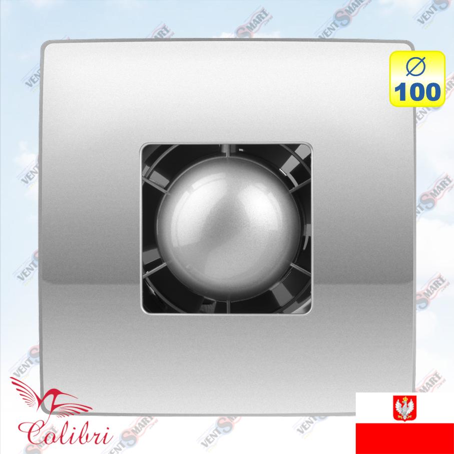 Малогабаритный вентилятор Colibri Atoll 100 titan