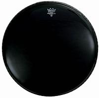 """Remo Powerstroke 3 P31022ES чёрный однослойный пластик 22"""""""
