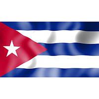 Флаг Кубы 90х150см