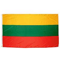 Флаг Литвы 90х150см