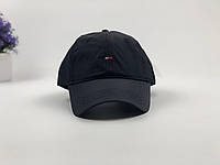 Кепка бейсболка Tommy Hilfiger (черная) осень, фото 1