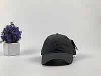 Кепка бейсболка Tommy Hilfiger (серая) осень, фото 1