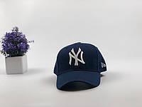 Кепка бейсболка New York Yankees (темно-синяя), фото 1