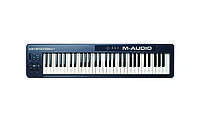 M- Audio KEYSTATION61 II USB MIDI клавиатура, 61 динамических клавиш