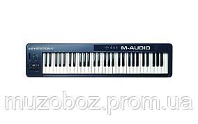 M- Audio KEYSTATION61 II USB MIDI клавиатура, 61 динамических клавиш
