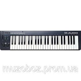 M- Audio KEYSTATION49 II USB MIDI клавиатура, 49 динамических клавиш