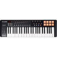 M-Audio OXYGEN 49 IV USB/MIDI клавиатура, 49 динамических клавиш